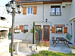 locations vacances Cottage Ain Countryside à BELLEY