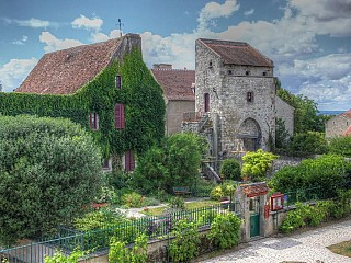 locations vacances Bed and breakfast Allier Countryside à CHARROUX
