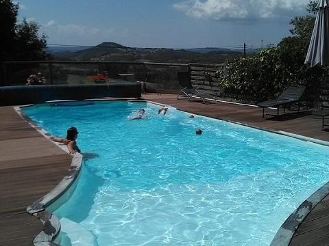 Location gites corr ze avec piscine chauff e puy d 39 arnac for Piscine correze