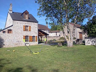 locations vacances Cottage Creuse Countryside à ISSOUDUN-LETRIEIX