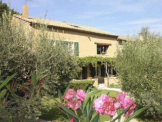 locations vacances Bed and breakfast Vaucluse Countryside à JONQUERETTES