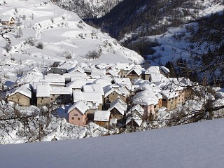 locations vacances Bed and breakfast Alpes-Maritimes Mountain à SAINT-DALMAS-LE-SELVAGE
