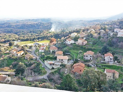 Location estivale Haute Corse - Appartement vue imprenable à Cervione