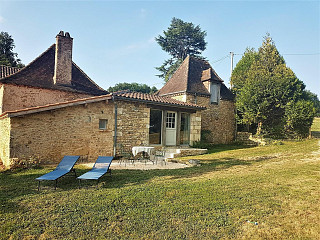 locations vacances Cottage Dordogne Countryside à SAINT-CHAMASSY