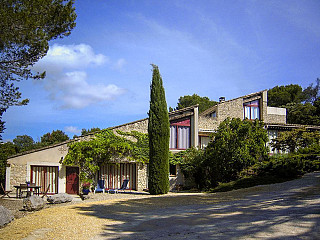 locations vacances Bed and breakfast Vaucluse Countryside à LAGARDE-PAREOL