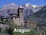 location gite aragon
