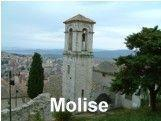 location gite molise