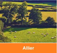 location gite rural allier