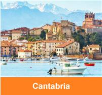 Holiday cottages Cantabria, bnb Spain