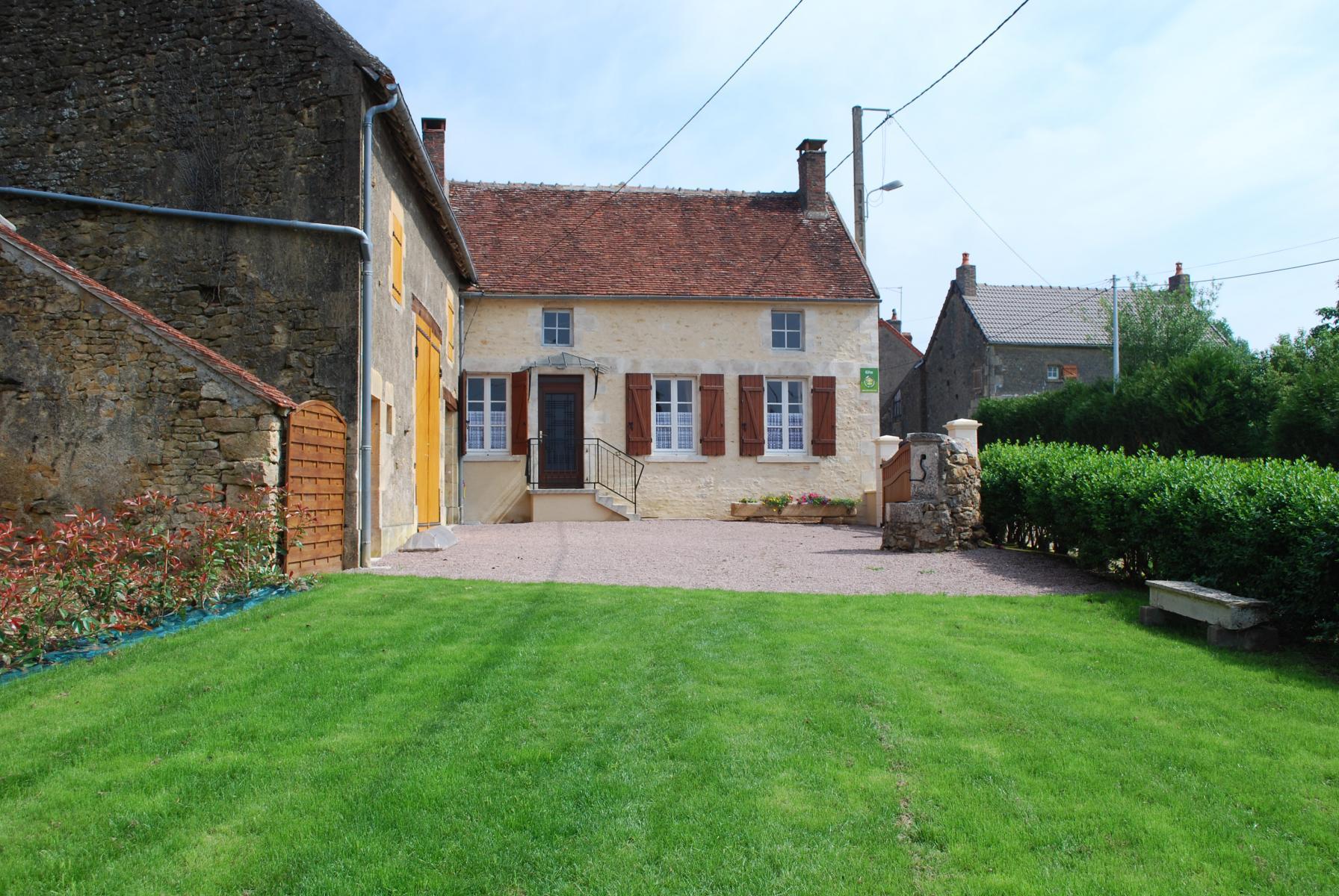 Gite Bourgogne, Nièvre
