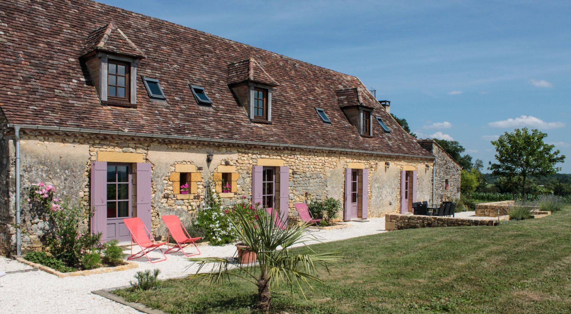 Gites ruraux Dordogne et Périgord